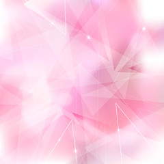 Bright abstract pink smooth background