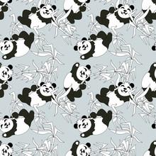 Pandas, seamless