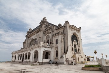 The old casino in Constanta