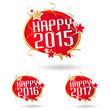 Happy 2015, 2016, 2017
