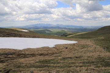 hautes terres du Cézalier - Auvergne