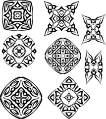 Tattoo Tribal Design