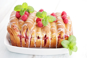 fruity brioche