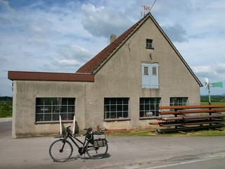 Werkstatt in einem alten Haus in Wellentrup bei Oerlinghausen