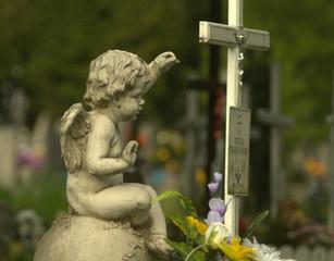 child graveyard