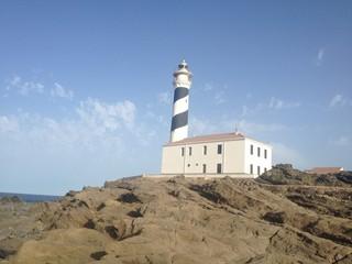 La punta de Menorca