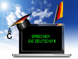 Sprechen Sie Deutsch? - Laptop Computer