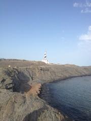 Faro de Menorca