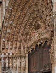 The main portal
