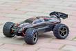 canvas print picture - Automodel - sport car
