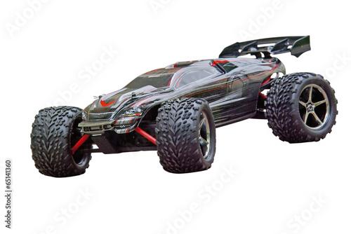 Leinwandbild Motiv RC sport car