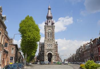 Church od Saint Michael in Valenciennes