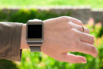 Smartwatch al polso