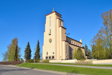 Jyvaskyla Lutheran Church