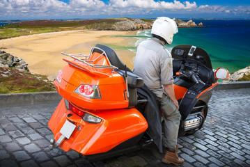 turismo in motocicletta