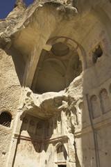 Cappadocian ruins