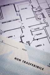 mappa catastale e assegno