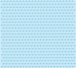 Blue retro pattern vector