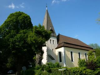 Dorfkirche in Stapelage bei Hörste im Teutoburger Wald