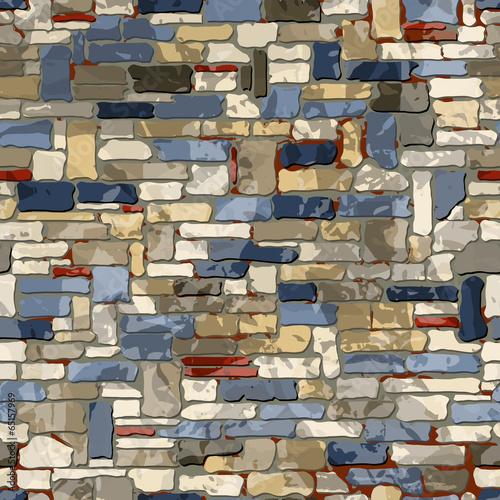 Stone seamless pattern.