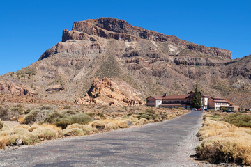 Parador del Teide, Tenerife, Canary Islands