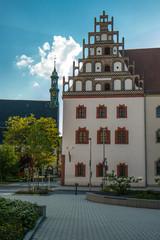 Standesamt und Gewandhaus Zwickau