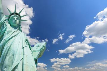 Freiheitsstatue - Liberty Island - New York - USA
