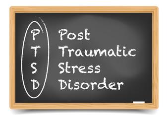 Blackboard PTSD