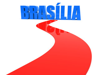 Journey to Brasilia