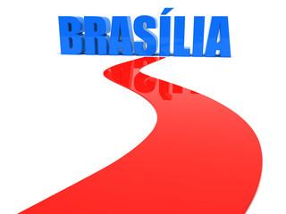 Journey to Brasilia