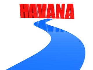 Trip to Havana