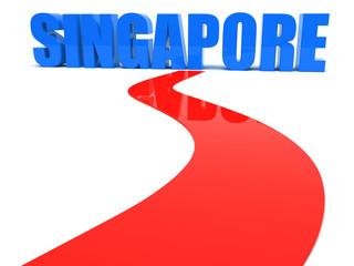 Journey to Singapore