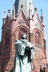 Martin Luther Statue