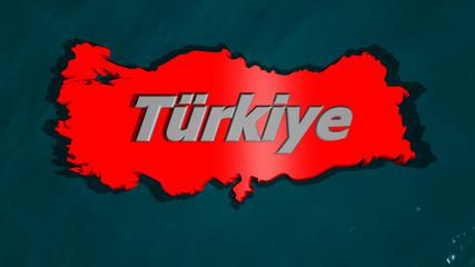 3D Turkey