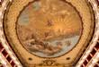 Leinwanddruck Bild - Teatro San Carlo, Naples opera house, Italy