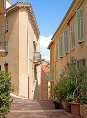Cannes - Old town