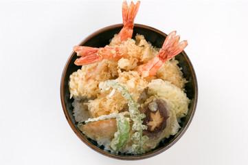 天丼 天ぷら 丼