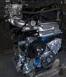 Постер, плакат: Двигатель автомобиля