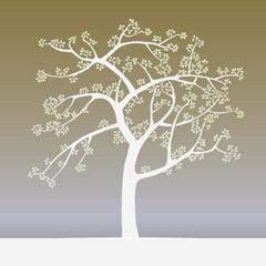 Springtime tree