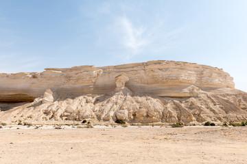 Canyon of Wadi Ash Shuwaymiyyah (Oman)