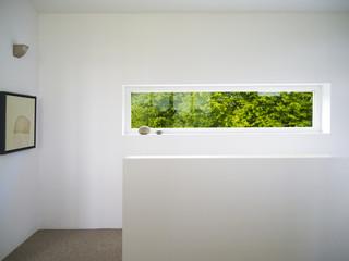 Fenster modern Innenansicht
