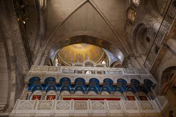 Church of the Holy Sepulcher . Jerusalem
