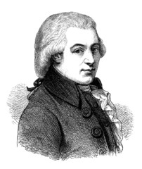 Composer : Wolfgang Amadeus Mozart - 18th century