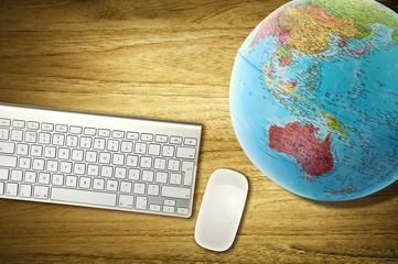 globe desktop