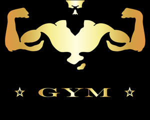 design for gym and fitness © john1179