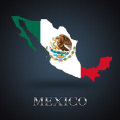 Mexico map - Mexican map