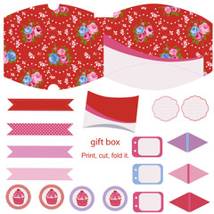 Party kit template
