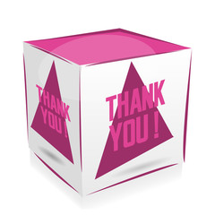 cube Thank you !