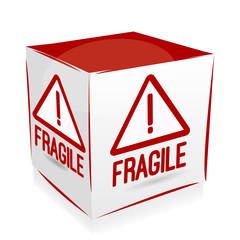 cube fragile