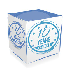 cube 10 years experience